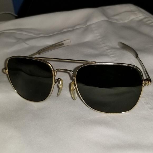 0a8b0a8e99a Bonneau Other - 50 s Bonneau Vintage Aviator Sunglasses for ...